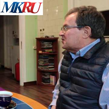Новость: Интервью со мной в Московском комсолольце